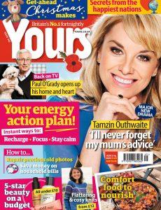Yours UK – 08 November 2020