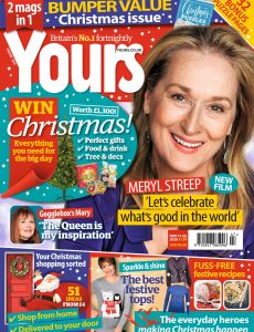 Yours UK – 22 November 2020
