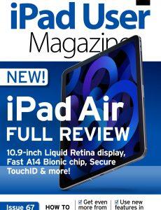 iPad User Magazine – Issue 67, 2020