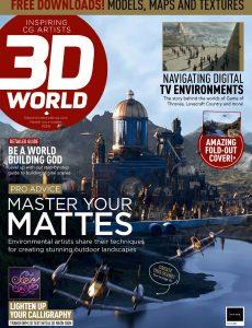 3D World UK – February 2021