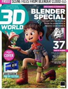 3D World UK – January 2021