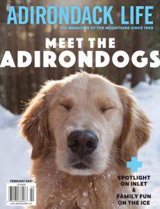 Adirondack Life – January 2021