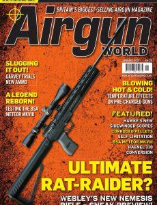 Airgun World – January 2021
