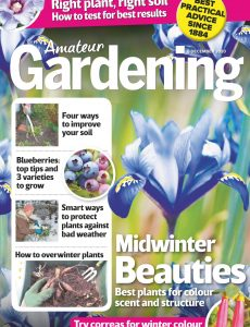 Amateur Gardening – 05 December 2020