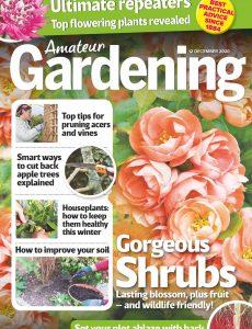 Amateur Gardening – 12 December 2020