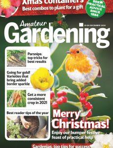 Amateur Gardening – 19 December 2020