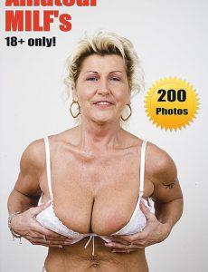 Amateur MILFs Nude & Kinky Adult Photo Magazine – December 2020