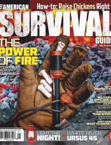 American Survival Guide – January 2021