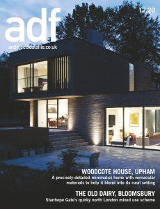 Architects Datafile (ADF) – December 2020
