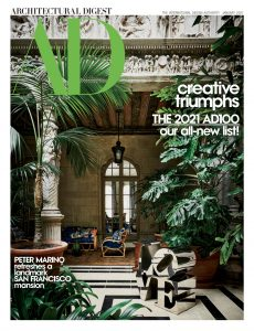 Architectural Digest USA – January 2021