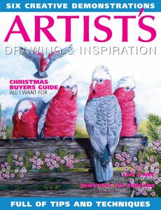 Artists Drawing & Inspiration – December 2020