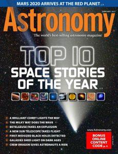 Astronomy – February 2021