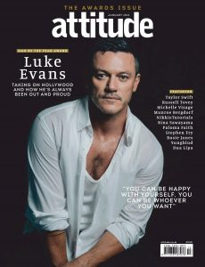 Attitude Magazine – January 2021