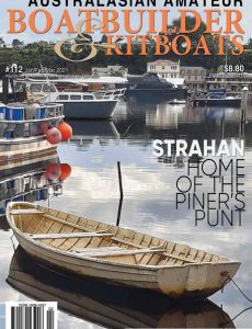 Australian Amateur Boat Builder – Issue 112 – January-March 2021