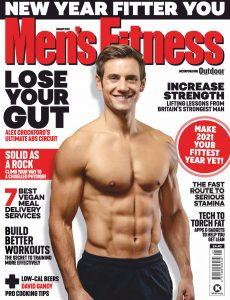 Australian Men's Fitness – January 2021