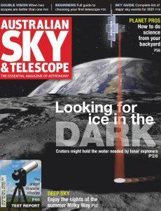 Australian Sky & Telescope – January-February 2021