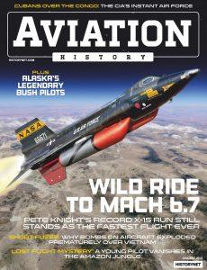 Aviation History – January 2021