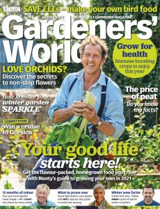 BBC Gardeners' World – January 2021