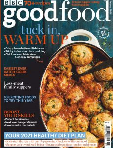 BBC Good Food UK – January 2021