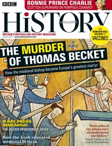 BBC History UK – January 2021
