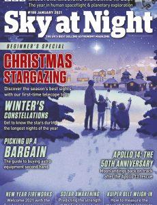 BBC Sky at Night – January 2021
