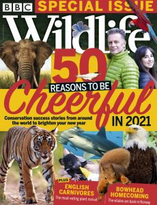 BBC Wildlife – January 2021