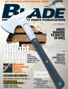 Blade – January 2021