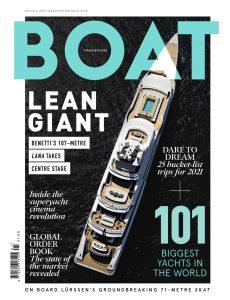 Boat International – January 2021