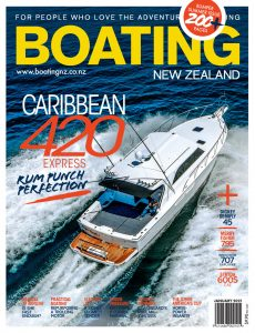 Boating New Zealand – January 2021