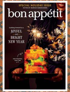 Bon Appetit – December 2020