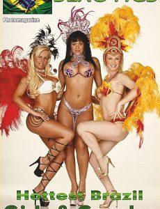 Brazil Sexotics Adult Photo Magazine – April 2020