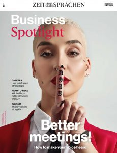 Business Spotlight – Nr 1 2021