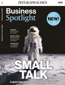 Business Spotlight – Nr 8 2020