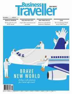 Business Traveller Asia-Pacific Edition – November 2020-January 2021
