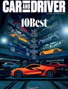 Car and Driver USA – January 2021