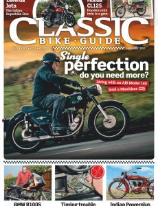 Classic Bike Guide – January 2021