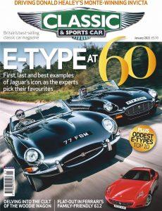 Classic & Sports Car UK – January 2021