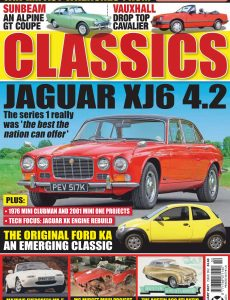 Classics Monthly – February 2021