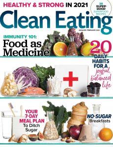 Clean Eating – January-February 2021