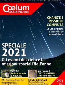 Coelum Astronomia – Numero 251 2021