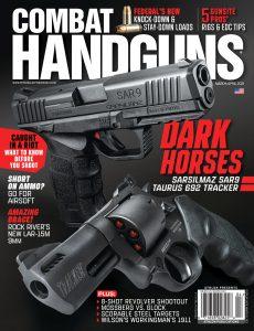 Combat Handguns – March-April 2021