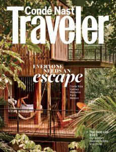 Conde Nast Traveler USA – January-February 2021