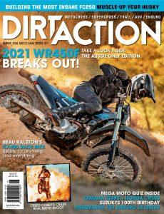 Dirt Action – December-January 2020