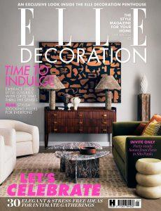 Elle Decoration UK – January 2021