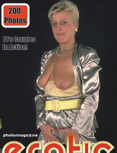 Erotics From The 70s Adult Photo Magazine – December 2020