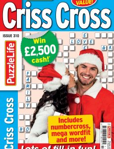 Family Criss Cross – December 2020