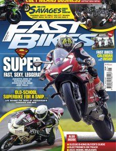 Fast Bikes UK – January 2021