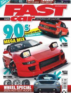 Fast Car – January 2021