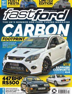 Fast Ford – February 2021