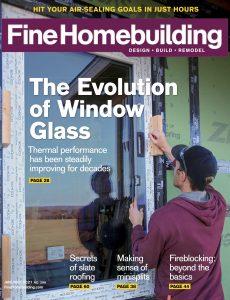 Fine Homebuilding – January 2021